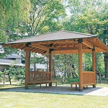 公園修景施設